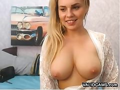 Student Shows Breasts on Webcam