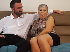 Grandmothers want romp and get it from boys