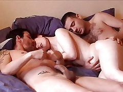 First-timer threesome no. 9