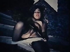 UNDER MY THUMB - vintage 60's hairy sweetie tease